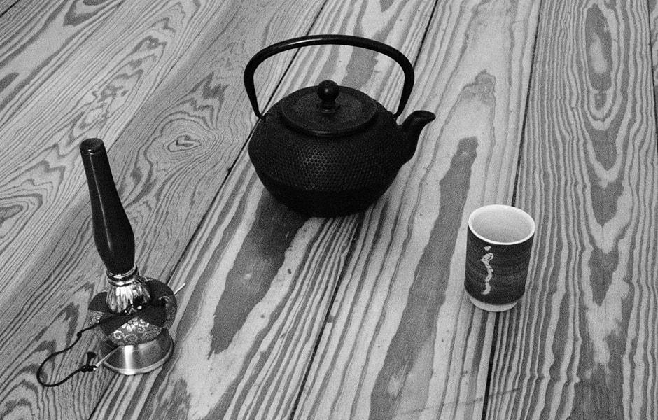 Achtsam Teetrinken