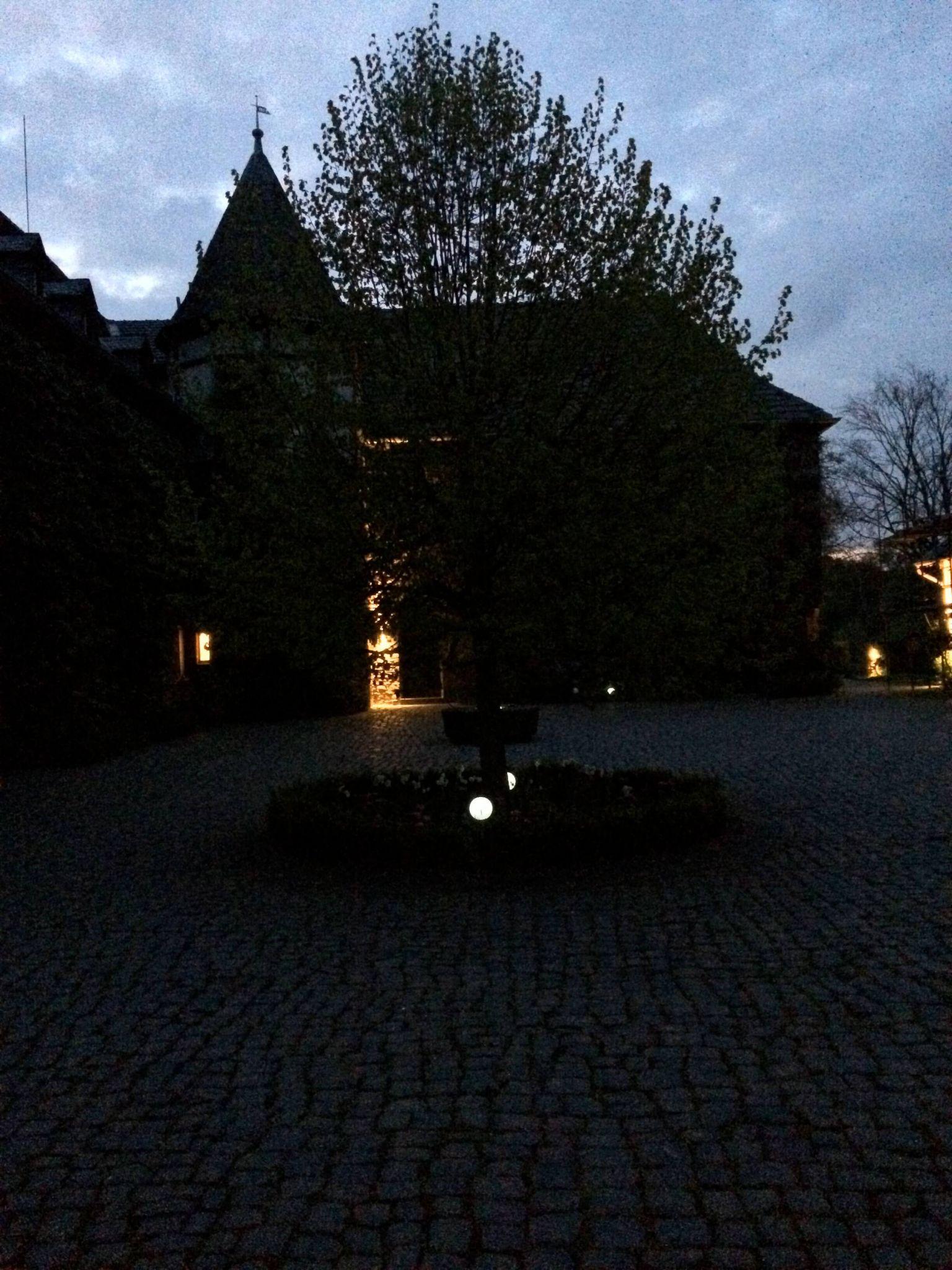 silvester im kloster